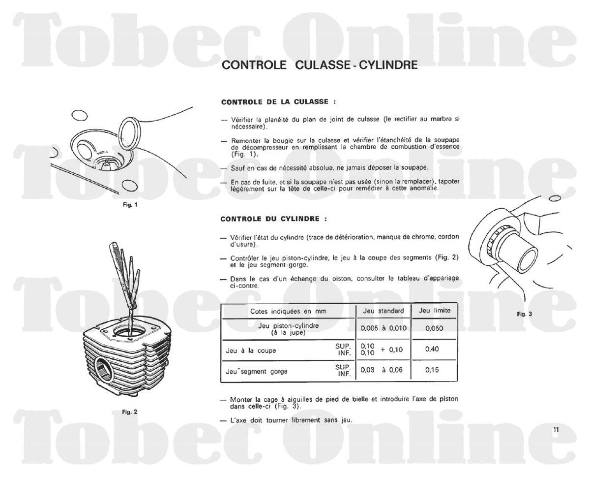 controle culasse pdf elektrische landbouwvoertuigen. Black Bedroom Furniture Sets. Home Design Ideas